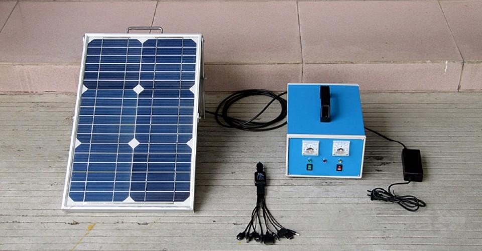 Terraquest International Solar Power System